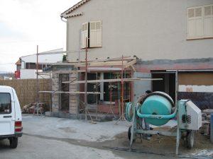 Construction rénovation maçonnerie toiture